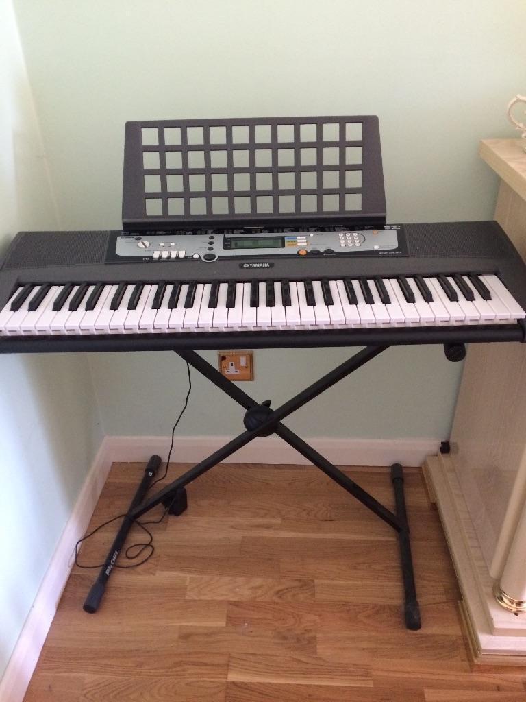 Yamaha portatone ez 200 keyboard in colchester essex for Yamaha portatone keyboard