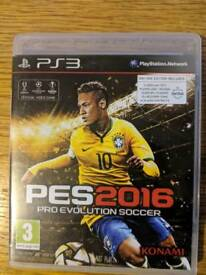 PES 2016 for PS3