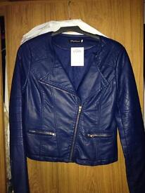 Ladies faux leather