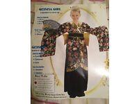 Girls oriental fancy dress