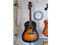 Epiphone AJ220s VS Beautiful Condition, 6 months old
