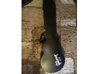 Gibson custom les paul guitar case