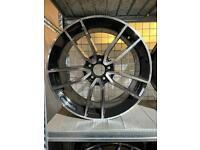 Alloy wheels 19 inch rims fits mercedes Vw audi