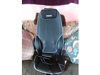 Homedics Bac and Shoulder Massage Chair with Shiatsu and Heat