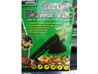 Brand new leaf blower/vacuum