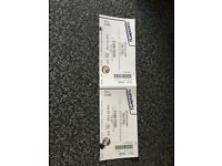 Chase & Status tickets x 2 Birmingham 24th November