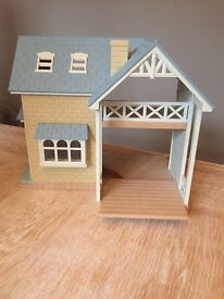 Sylvanian bluebell cottage/housefor sale