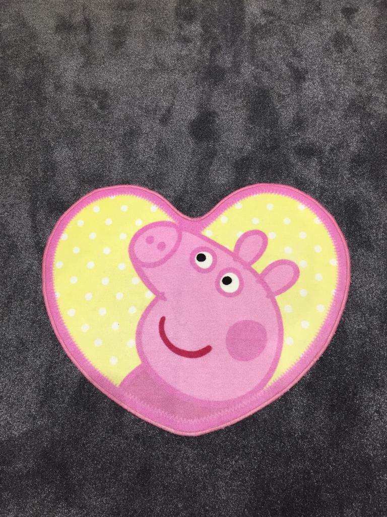 Strange Peppa Pig Rug For Sale In Newton Mearns Glasgow Gumtree Interior Design Ideas Tzicisoteloinfo