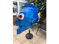 Carnival Model - Giant Dory fish for carnival procession