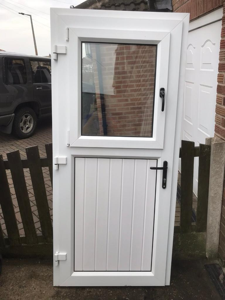 White Upvc Stable Door In Barnsley South Yorkshire Gumtree