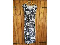 Mamalicious Maternity Maxi Dress Size Medium