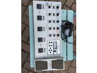 Tone works KORG multi effects guitar pedal