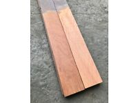 Reclaimed Danta Hardwood Flooring - 150 m2 in stock!