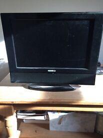 TV / DVD combination