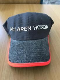 Genuine McLaren Honda cap