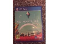 No Mans Sky PS4 Game **LIKE NEW**