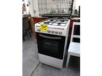 Gas cooker only 1 yr old