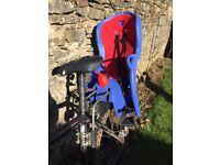 Halford childs bike seat