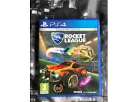 Play Station 4 PS4 Rocket League Game