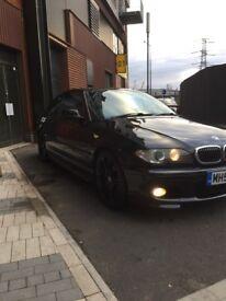 BMW E46 320ci 2.2l Automatic 2005 m-sport