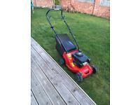 Mountfeild rs100 self propelled petrol lawnmower