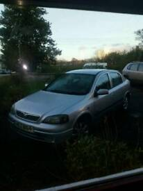 2004 Astra. Full years mot! Cheap for quick sale.