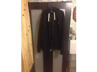 Black Polo Ralph Lauren Hoody (M) - Excellent Condition