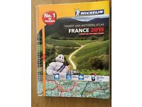 France 2015 Atlas - A4 spiral (Michelin Tourist and Motoring Atlases) - EXCELLENT CONDITION- as new