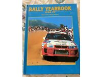 Rally Yearbook 1998-99