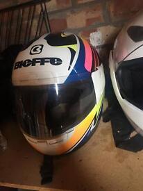 Bieffe Motorbike Helmet
