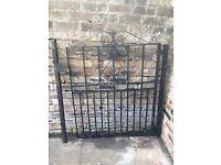 Metal Garden Driveway double gates for sale