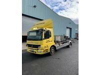 2008 MERCEDES ATEGO 816 CHASSIS CAB