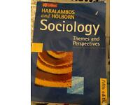 Occupational therapy, sociology, chemistry and nursing books for sale.