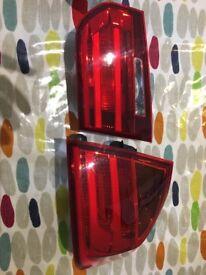 BMW 3 series rear lights (F30)