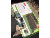 Brand new boxed Glen wood effect deck garden box