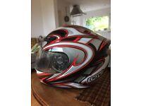 AGV Motorbike helmet.