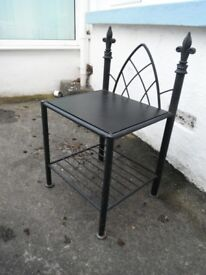 Vintage Gothic Style Chair - * Gothic/Shabby Chic Vintage Furniture*
