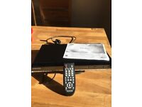 SAMSUNG DVD PLAYER WITH REMOTE