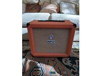 Orange Crush 35RT Guitar Amplifier