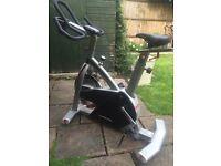 Diamond Back exercise bike for sale hardly used (model 9101c)