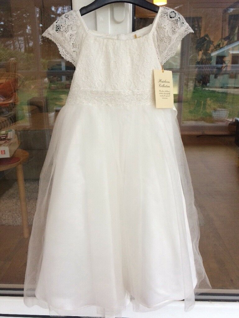 0117cbbba Age 5 flowergirl bridesmaid dress John lewis