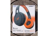 !BRAND NEW! SMS Audio STREET by 50 Cent. Comes with carry case. Foldable. Best price