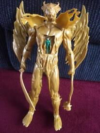 Power ranger 'Goldar'