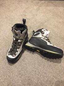 Winter mountain boots uk size 7