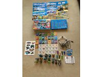 Skylanders trap team wii bundle (with extra figures, extra traps , official guide book & more)