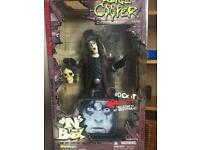 Art Asylum 2001 rock n' the box Alice Cooper