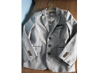Boys 5 piece Sterling Suit Monsoon.