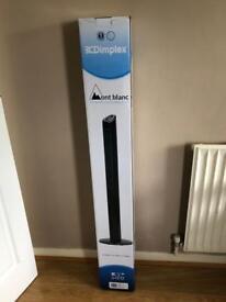 Dimplex tower fan