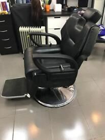Barber chair and Headwash chair
