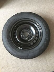 spare wheel for sale - Never used